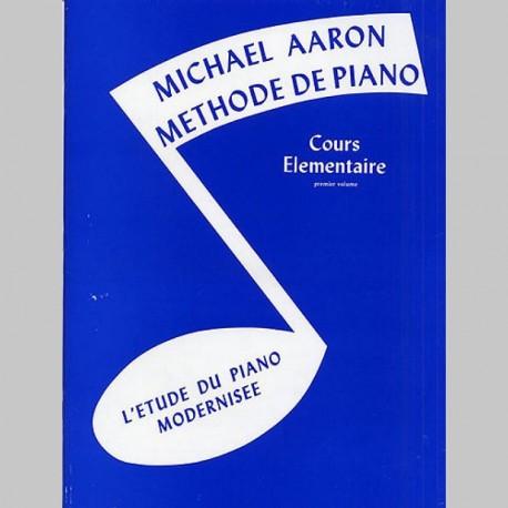 Michael Aaron: Méthode De Piano Volume 1 (Edition Française)~