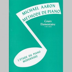 Michael Aaron: Méthode De Piano Volume 3 (Edition Française) - Partitions