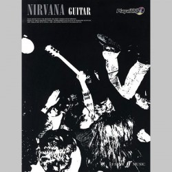 Nirvana Authentic Playalong: (Guitar TAB) - Partitions et CD