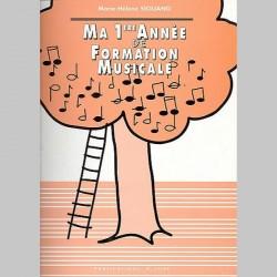 Siciliano : Ma 1Ère Année De Formation Musicale - Partitions