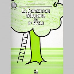 Siciliano, : La Formation Musicale Vol.6 - Partitions