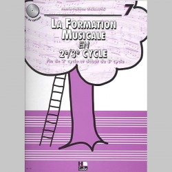 Siciliano : La Formation Musicale Vol.7 - Partitions
