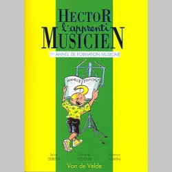 Hector, L'Apprenti Musicien Vol.1 - Partitions
