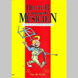 Hector, L'Apprenti Musicien Vol.2 - Partitions