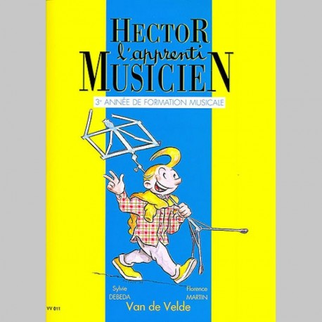 Hector, L'Apprenti Musicien Vol.3 - Partitions