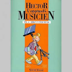 Hector, L'Apprenti Musicien Vol.4 - Partitions