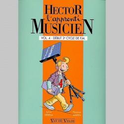 Hector, L'Apprenti Musicien Vol.4 - Partitions