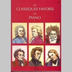 Classiques Favoris Vol.4 - Partitions
