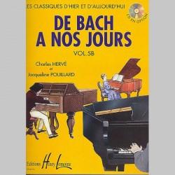 Charles Hervé : De Bach À Nos Jours Vol.5B - Partitions