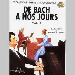 Charles Hervé : De Bach À Nos Jours Vol.1B