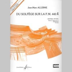 Allerme: Du Solfege Sur La F.M. 440.4 - Lecture/Rythme