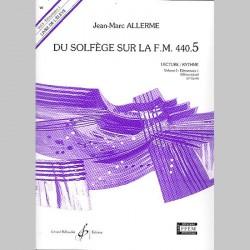 Allerme: Du Solfege Sur La F.M. 440.5 - Lecture/Rythme