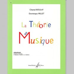 Boulay: La Theorie En Musique - Livre