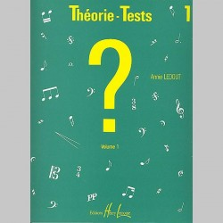 Ledout : Théorie-Tests Vol.1
