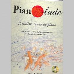 Pianolude - Partitions et CD