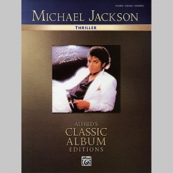 Michael Jackson: Thriller - Partitions