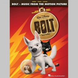 Bolt: Music From The Motion Picture - Partitions