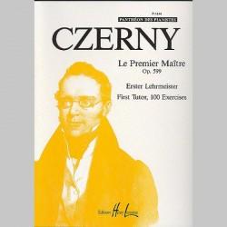 Czerny : Le Premier Maître Op.599 - Partitions