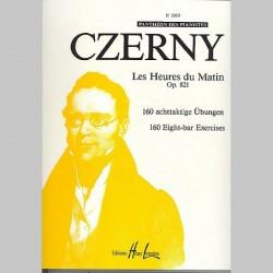 Czerny : Les Heures Du Matin Op.821 - Partitions