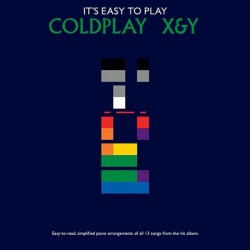 It's Easy To Play Coldplay: X And Y - Partitions