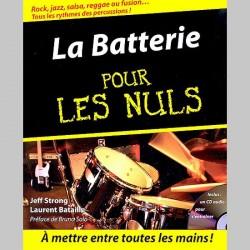 La Batterie Pour Les Nuls - Livre
