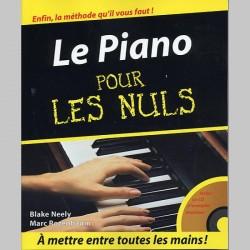 Le Piano Pour Les Nuls - Livre et Cd