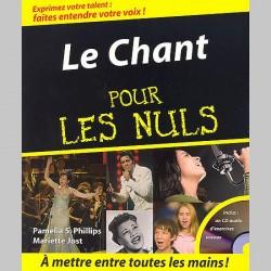 Le Chant Pour Les Nuls - Livre et Cd