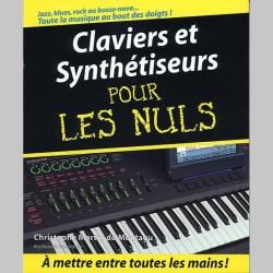 Claviers Et Synthétiseurs Pour Les Nuls - Livre et Cd