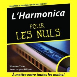 L'Harmonica Pour Les Nuls - Livre et Cd