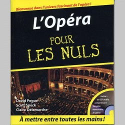 L'Opéra Pour Les Nuls - Livre et Cd