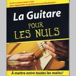 La Guitare Pour les Nuls - Livre