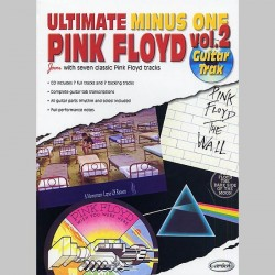 Ultimate Minus One: Pink Floyd Volume 2 - Partitions et CD
