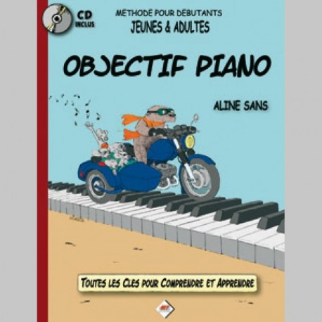 Objectif piano