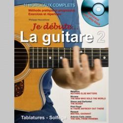 Je débute la guitare avec CD vol.2