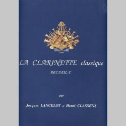Jacques Lancelot: La Clarinette Classique Vol.C - Livre