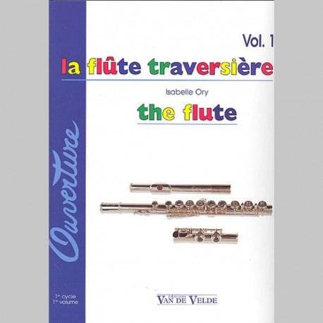 Isabelle Ory : La Flûte Traversière Vol.1 - Partitions