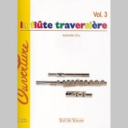 Isabelle Ory : Flûte Traversière (La) Vol.3 - Partitions