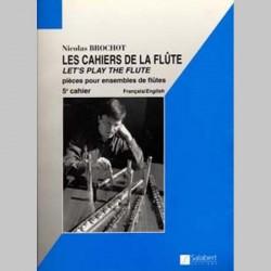 BROCHOT LES CAHIERS DE LA FLUTE VOL.2