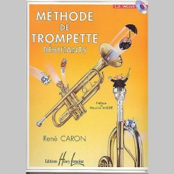 René Caron : Méthode De Trompette - Partitions et CD