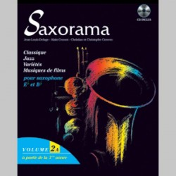 Saxorama vol. 2A
