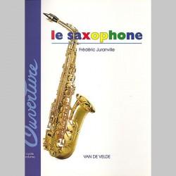 Frédéric Juranville : Saxophone (Le) - Partitions