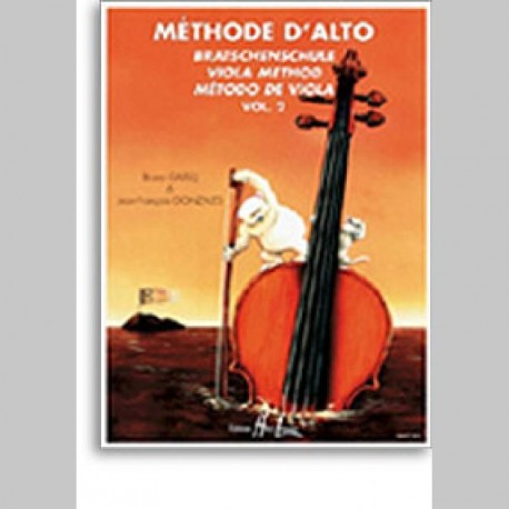 Bruno Garlej : Méthode D'Alto Vol.2