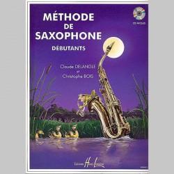 Claude Delangle : Méthode De Saxophone Pour Débutants - Partitions et CD