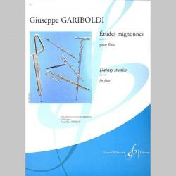 G. Gariboldi: Etudes Mignonnes Opus 131 - Partitions
