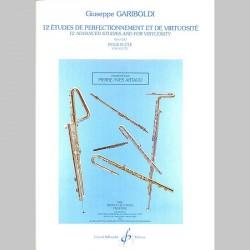 G. Gariboldi: 12 Etudes De Perfectionnement Et De Virtuosite Opus 217