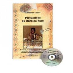 Percussions du Burkina-Faso