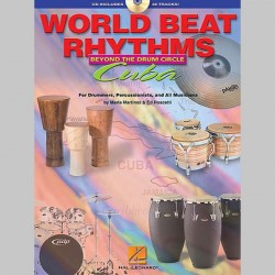 World Beat Rhythms: Cuba - Partitions