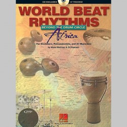 World Beat Rhythms: Africa - Partitions