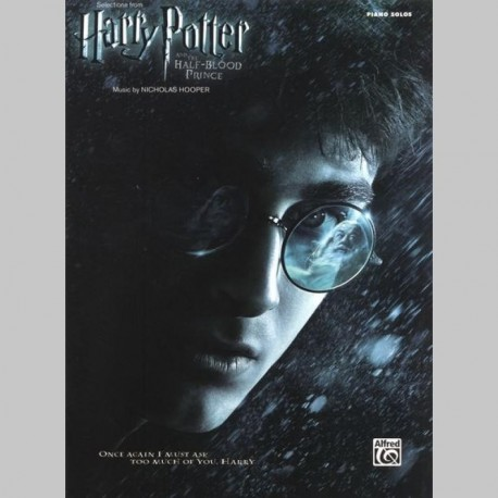 Nicholas Hooper: Harry Potter And The Half-Blood Prince (Piano) - Partitions