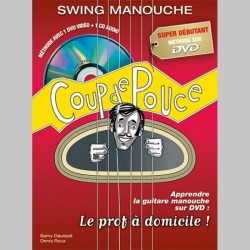 Denis Roux Samy Daussat: Super Débutant, Swing Manouche - Partitions, CD et DVD (Région 0)